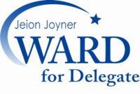 Delegate Jeion Ward